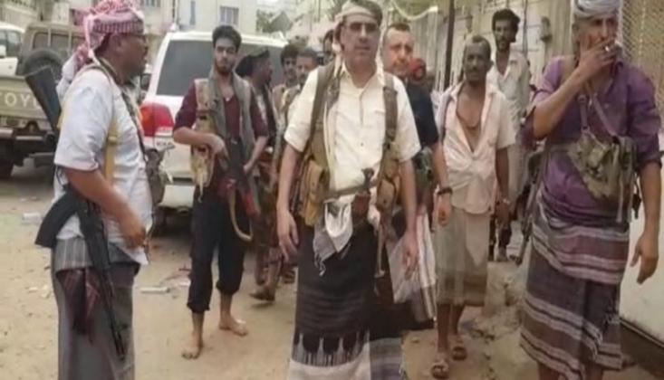 Mansur Hadi'ye Bağlı İç İşleri Bakanı Aden'den Kaçtı