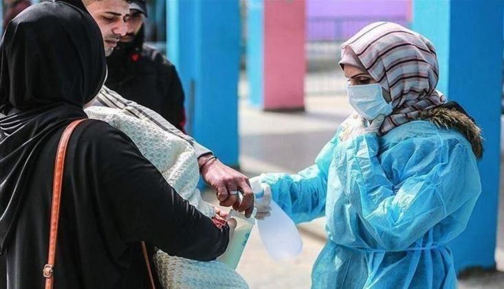Siyonist Rejim Filistinlilere Korona Aşısını Engelliyor