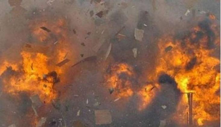 Pakistan'da Patlama Meydana Geldi