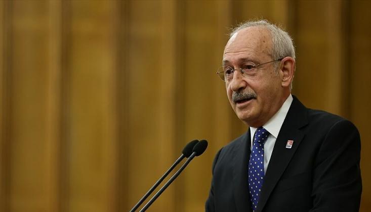 Kılıçdaroğlu'ndan Erdoğan'ın Yeni Anayasa Açıklamasına İlk Yorum