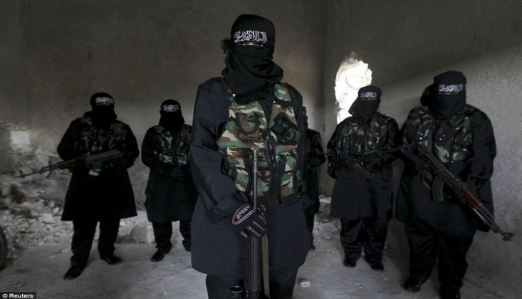 İki Askeri Yakma Fetvası Veren IŞİD Kadısı Tutuksuz Yargılanıyor!