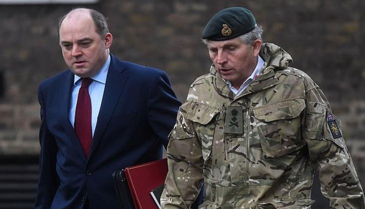 İngiltere Savunma Bakanı: İran'a Olan Borcumuzu Ödemeliyiz