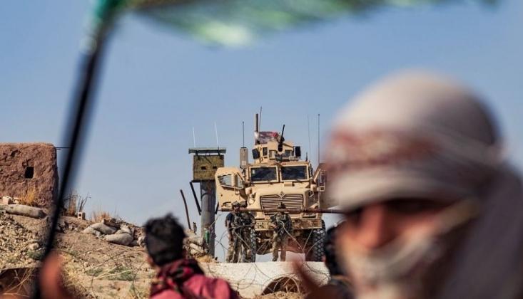 DSG, IŞİD'le Savaş Operasyonlarını Durdurdu