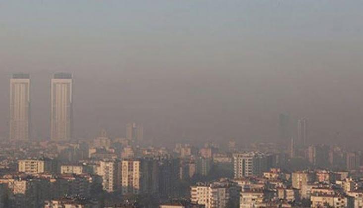 Hava Kirliliğinde Kritik Gelişme