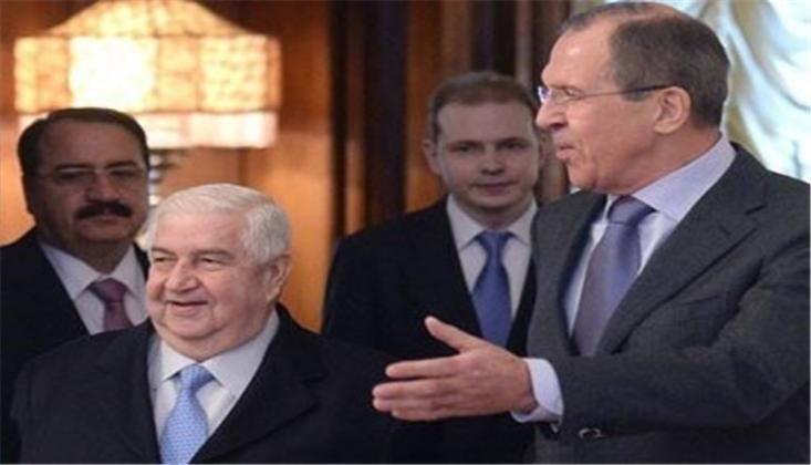 Muallim: ABD, Humus'taki Petrol Tesislerini Bombalıyor