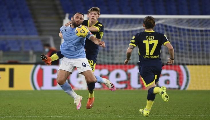 Vedat Muriç Gol Attı, Lazio Tur Atladı