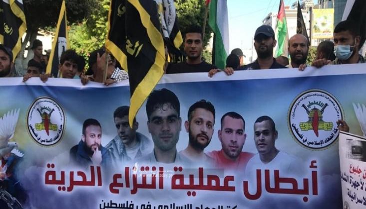 İslami Cihad: İsrail, Filistin Halkı Arasında Fitne Çıkaramayacak