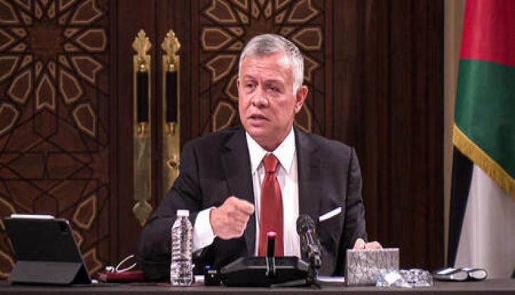 Kral 2. Abdullah: İsrail Aşırılığı Körüklüyor