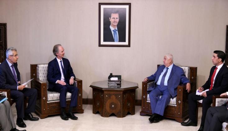 BM Suriye Özel Temsilcisi Pedersen: Anlaşmaya Çok Yakınız