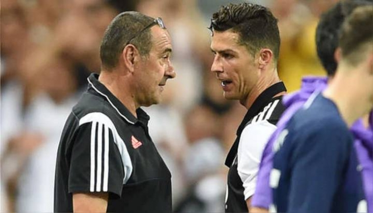 Cristiano Ronaldo Kadroda Yok!