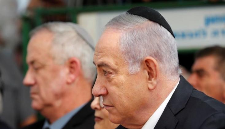 Rivlin Hükümeti Kurma Görevini Netanyahu'ya Verdi