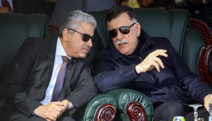 Libya'dan Türk Askeri Açıklaması