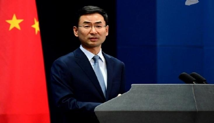 Çin: Batı Asya'daki Gerginlikten Amerika Sorumlu