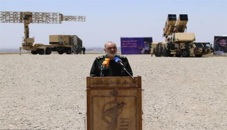 İran Yeni Üretimi Gazze İHA'sını ve Kudüs Radar Sistemini Tanıttı + FOTO