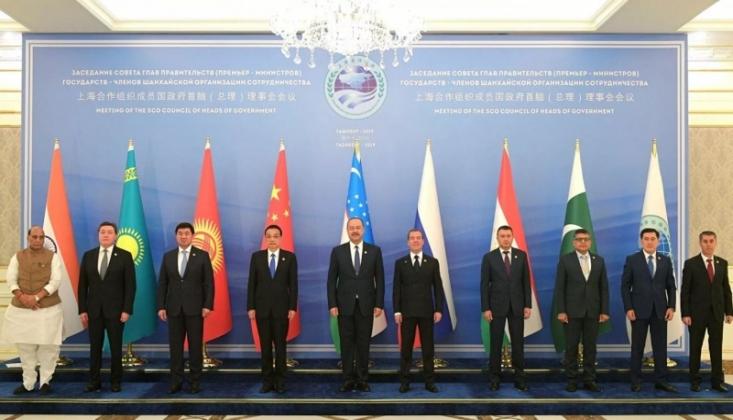 ŞİÖ Başbakanlar Konseyi Toplantısı