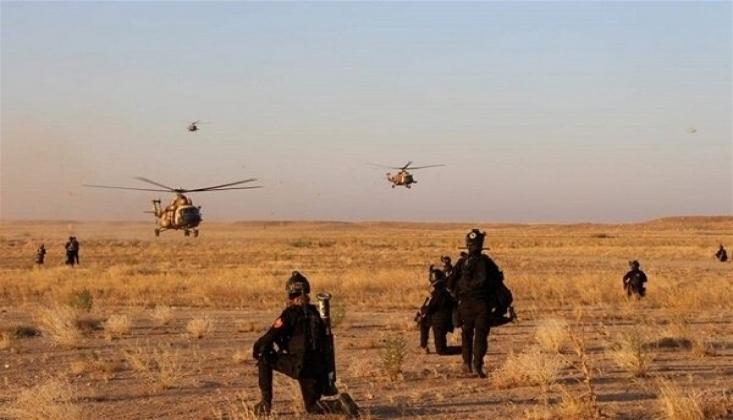 Irak'ta IŞİD'e Karşı Yeni Askeri Operasyon
