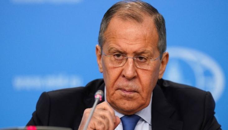 Lavrov: ABD Süleymaniyi Öldürerek Uluslararası Hukuku Yerle Bir Etti