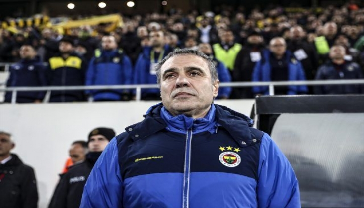 Ersun Yanal'dan Galatasaray Derbisi Öncesi İstifa Sinyali