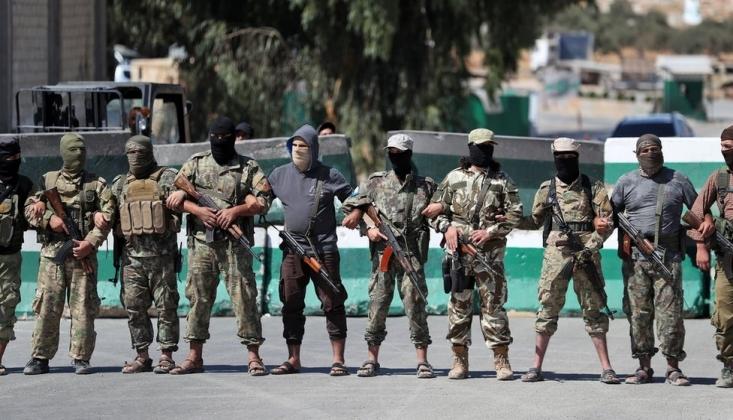 Tahrir el-Şam'a Para Transferi