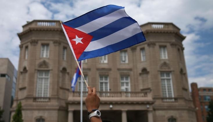 Küba ABD'ye Tepki Gösterdi: Ahlaki Yetiniz Yok