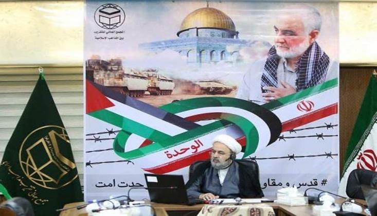 Hamid Şehriyari'den Karadaği'ye Filistin Çağrısı