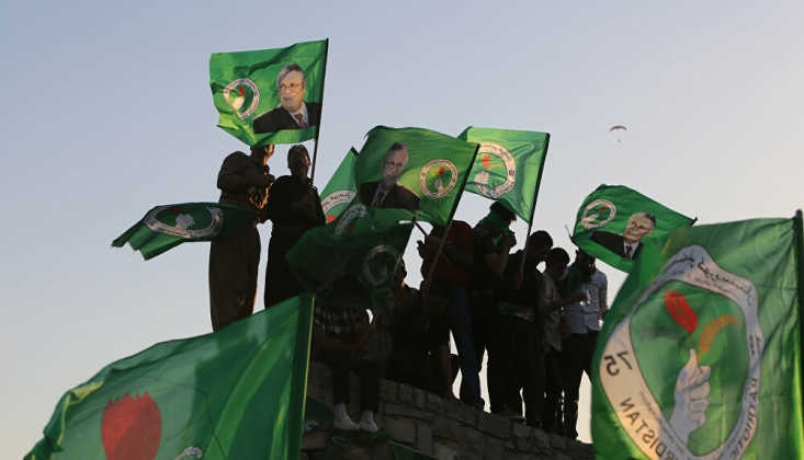 """Irak'taki KYB ve Goran Hareketi'nden """"Öz Yönetim"""" Talebi"""