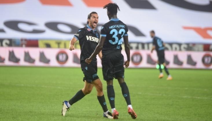 Trabzonspor İlk Galibiyetini Aldı!