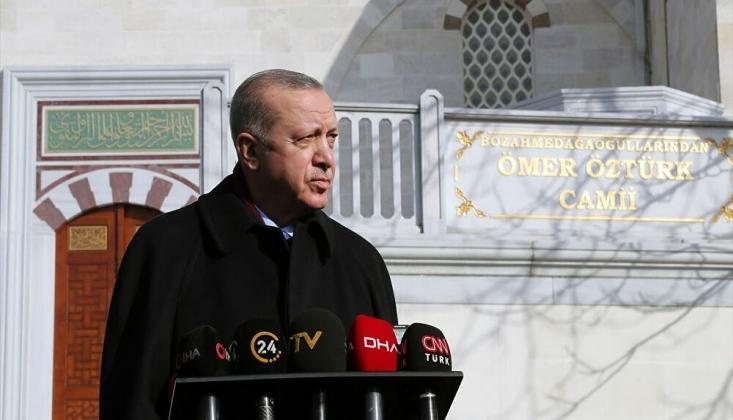 Erdoğan'dan Aşı ve Erken Seçim Açıklaması