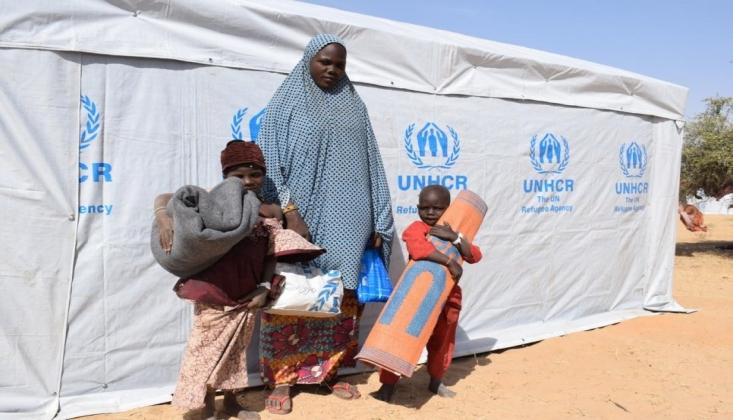 UNHCR: 186.000 Nijeryalı Mülteci Var