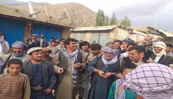 Taliban 3 İlçede Kontrolü Kaybetti