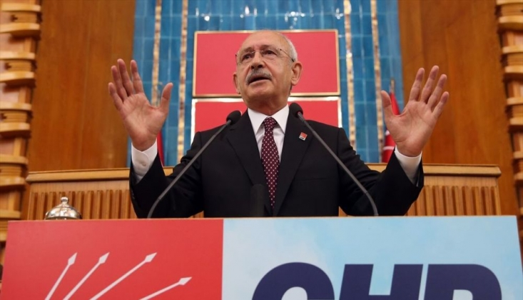 Kılıçdaroğlu: 'Ortadoğu Politikası İflas Etmiştir'
