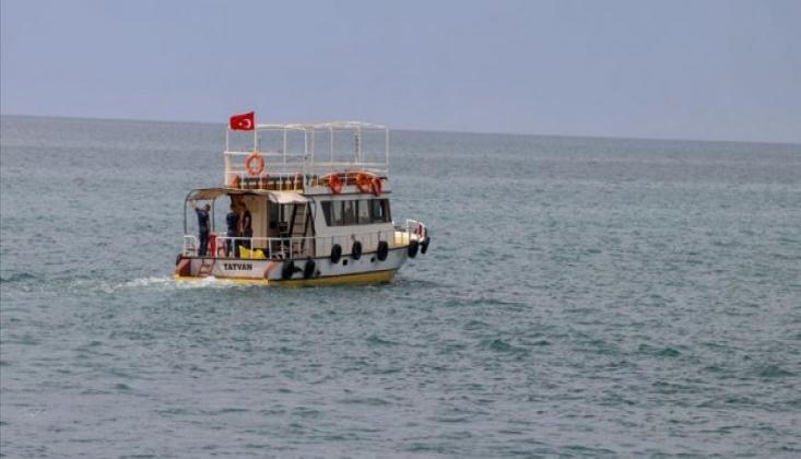 Van'da Tekne Faciası! 13 Ölü
