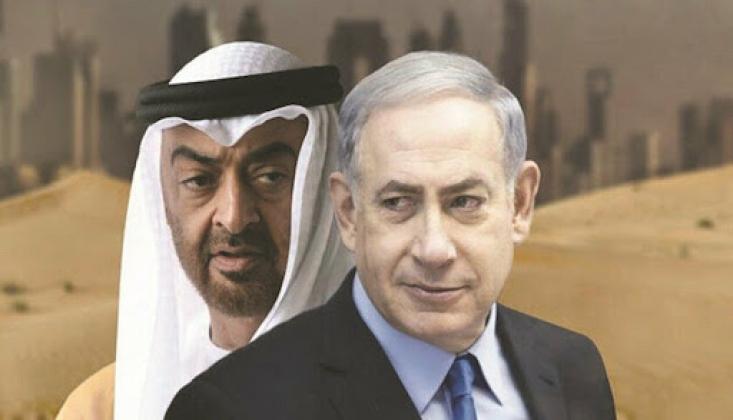 BAE ve İsrail'in Daha Önce Görüştüğü Ortaya Çıktı