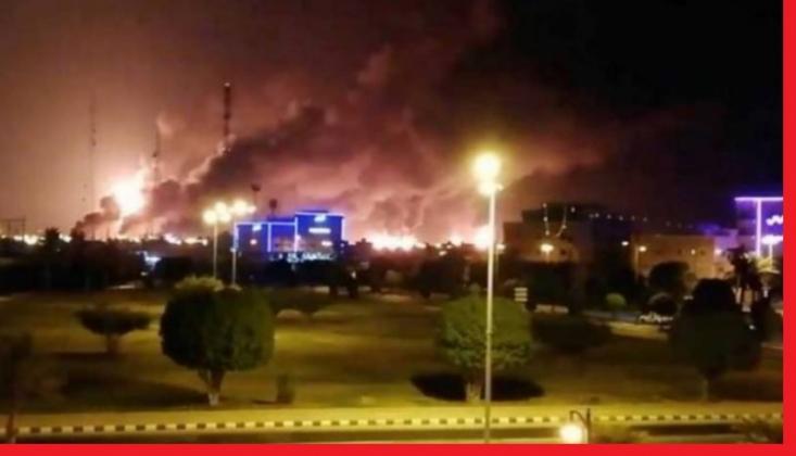 Arabistan'ın Petrol Üretimi Yarıya Düştü