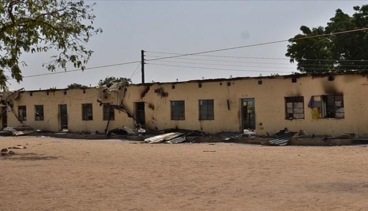 Niyerya'da Yüzlerce Öğrenci Kaçırıldı