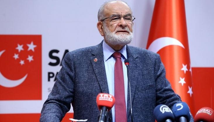 Saadet Partisi'nden Maske Paylaşımı: 'Bu Kadar Zor Olmamalıydı'
