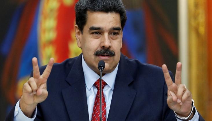 ABD: Maduro'nun İktidarına Son Vermek İçin Tüm Yöntemleri Kullanacağız