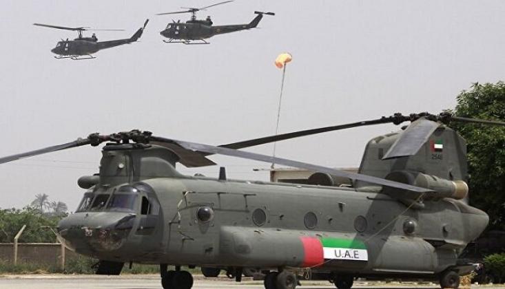 BAE, Yemen'deki Askeri Varlığını Sonlandırdı İddiası