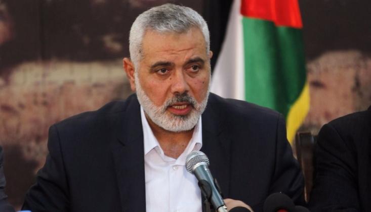 Hamas'tan Erdoğan'a Uyarı!