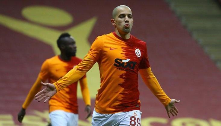 Feghouli'ye 10 Milyon Euro!