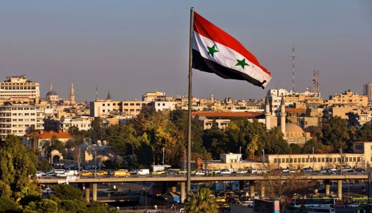 Riyad Siyasetinin Değişimi; Esad'ın Kapısında