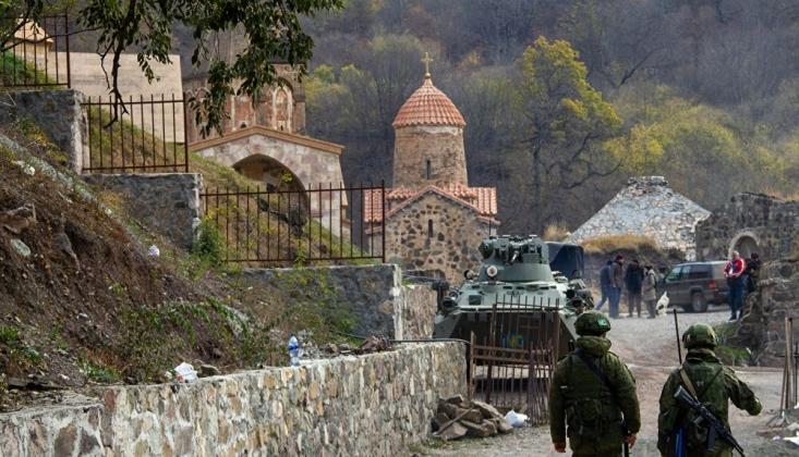 Laçin Koridorunda 28 Kilometrelik Bölüm Güvenli Sivil Ulaşıma Açıldı