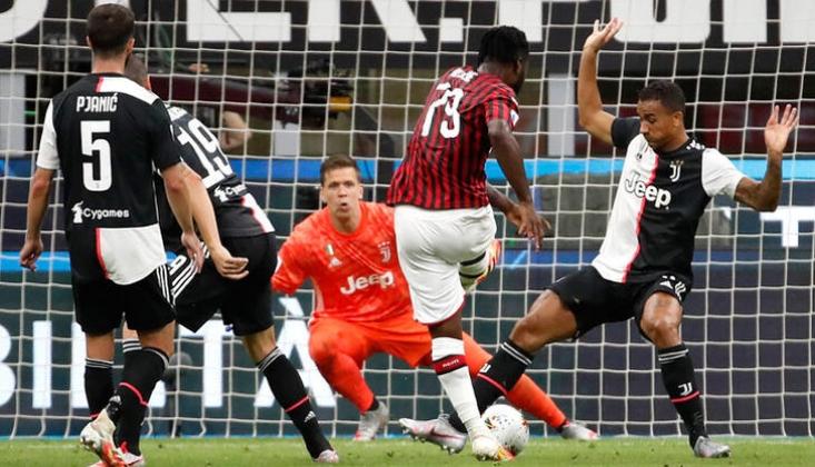 Milan'dan Müthiş Geri Dönüş! Juventus Dağıldı!
