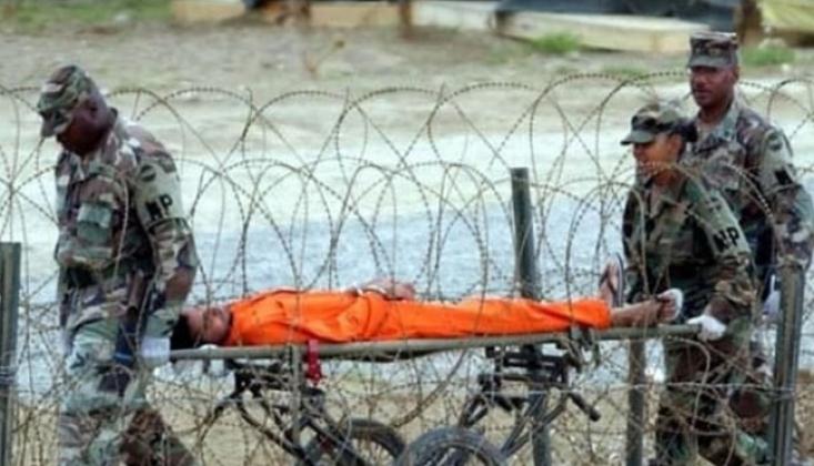 Amerika Ebu Gureyb Üssünü Irak'a Devrediyor