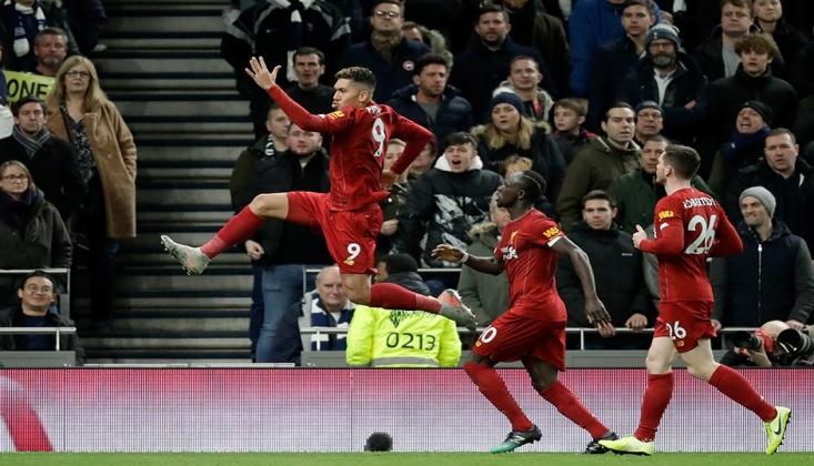 Liverpool, Premier Lig'de Durdurulamıyor