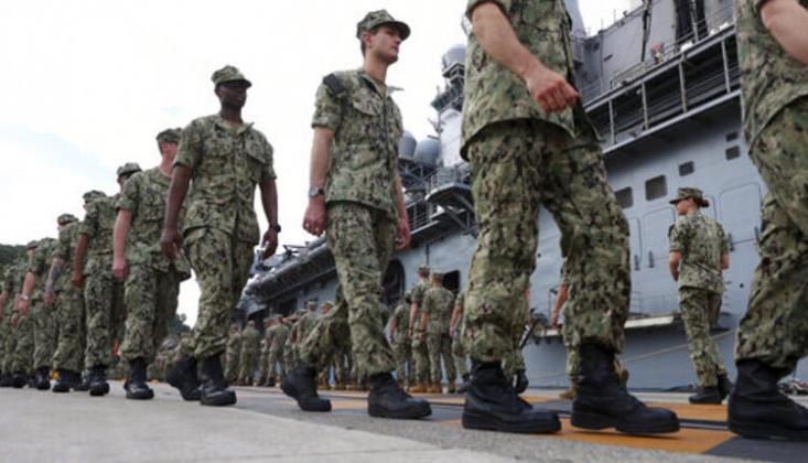 ABD Arabistan'a Asker Gönderme Hazırlığında