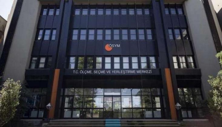 Ertelenen Sınavlar İçin Sınav Merkezi Tercihleri Güncellenebilecek