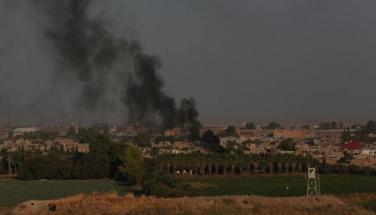 SANA: Suriye Ordusu Kamışlı'nın Doğusuna Asker Konuşlandırdı
