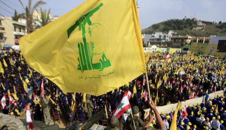 Hizbullah: Lübnan'ın İçişlerine Karışan ABD'ye Karşı Çıkılmalıdır
