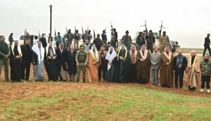 """Haseke'de ABD Desteğiyle """"Kabileler Ordusu"""" Kuruldu"""